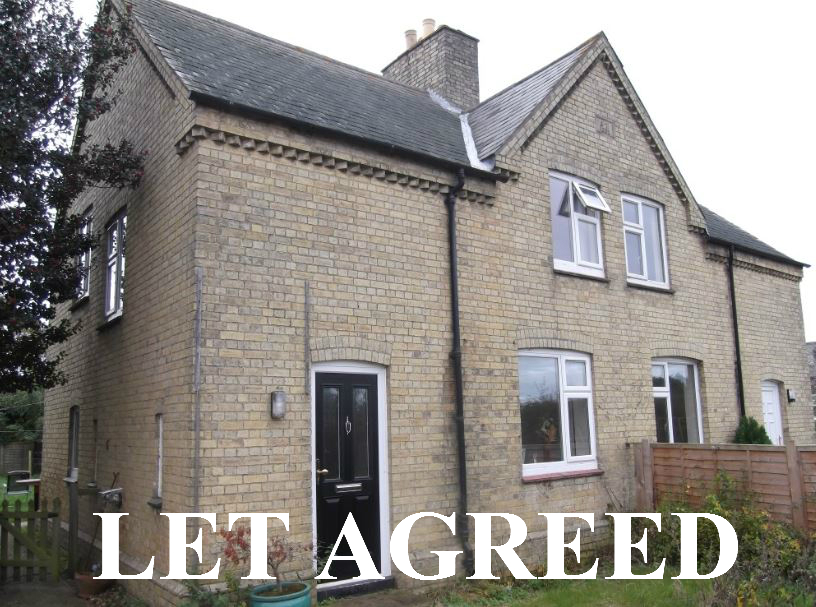 3 bedroom house to rent Abbotsley – Lansbury Farm Cottage, St Neots Road, PE19 6XH
