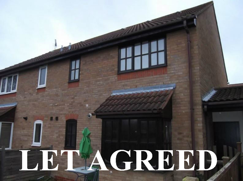 1 bedroom cluster house to rent Godmanchester - Betts Close, Cambs, PE29 2YA