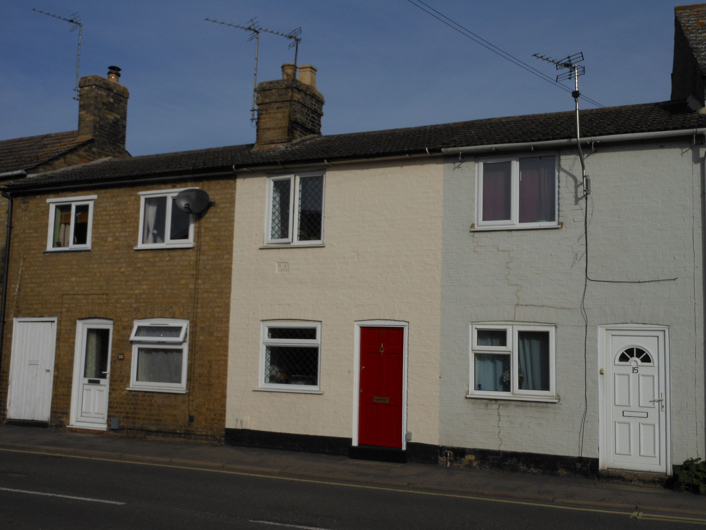 1 bedroom terraced house to rent Godmanchester – London Street, PE29 2HU