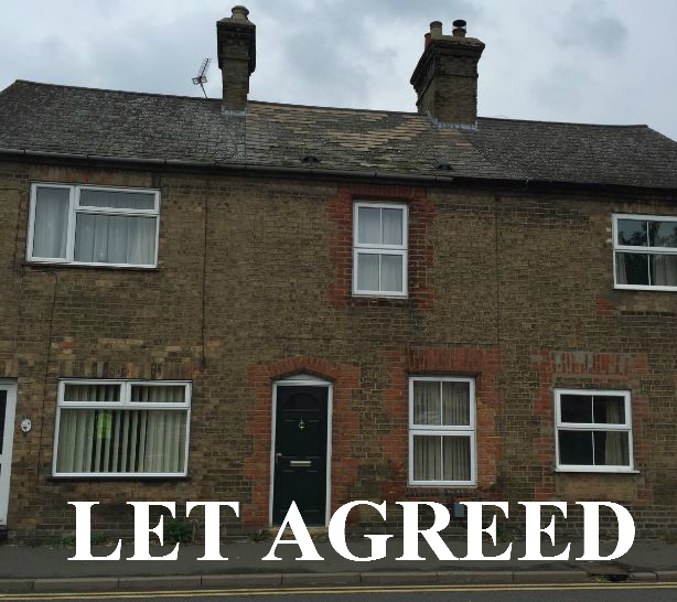2 bedroom terraced house to rent Godmanchester - Cambridge Street, PE29 2AT