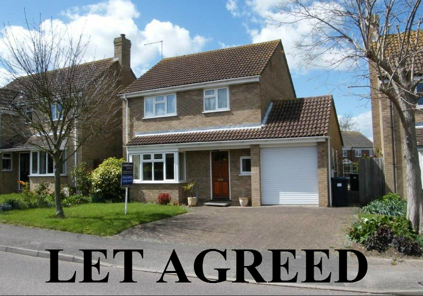 3 bedroom detached house to rent Godmanchester – Crow Hill, Huntingdon, PE29 2LP