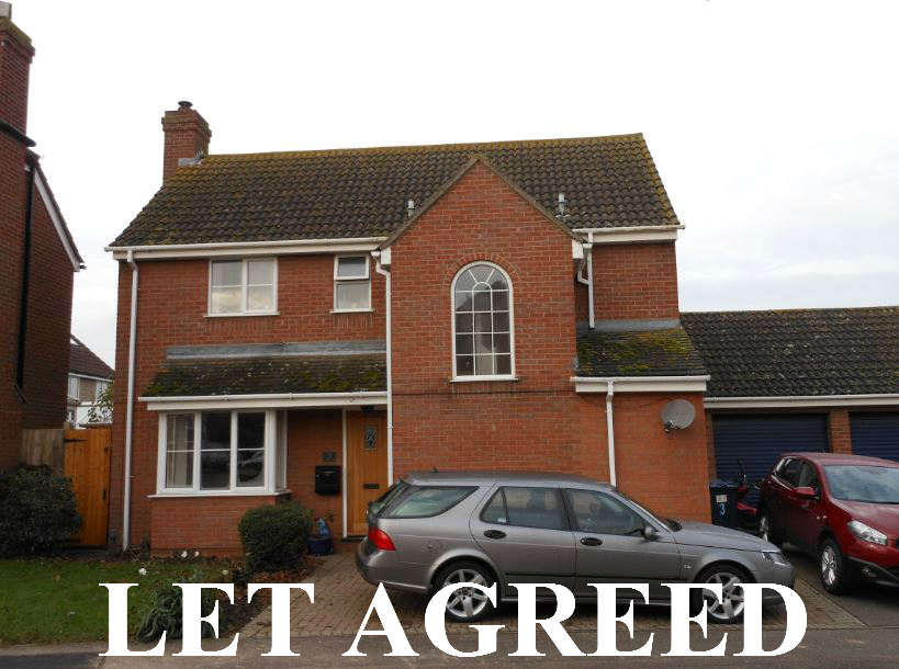 4 bedroom detached house Godmanchester - Ferndown Drive, PE29 2LU