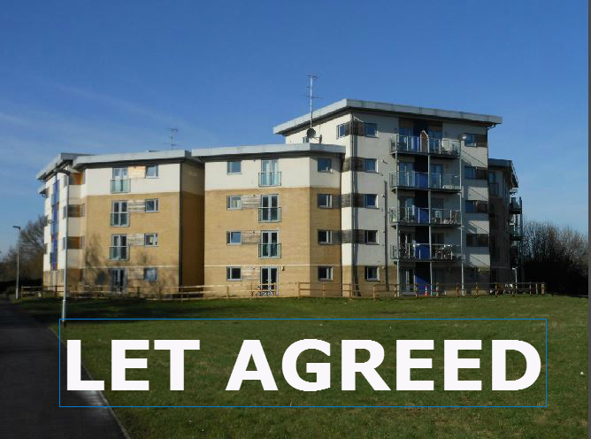 Huntingdon 2 bed flat to let rent in modern building