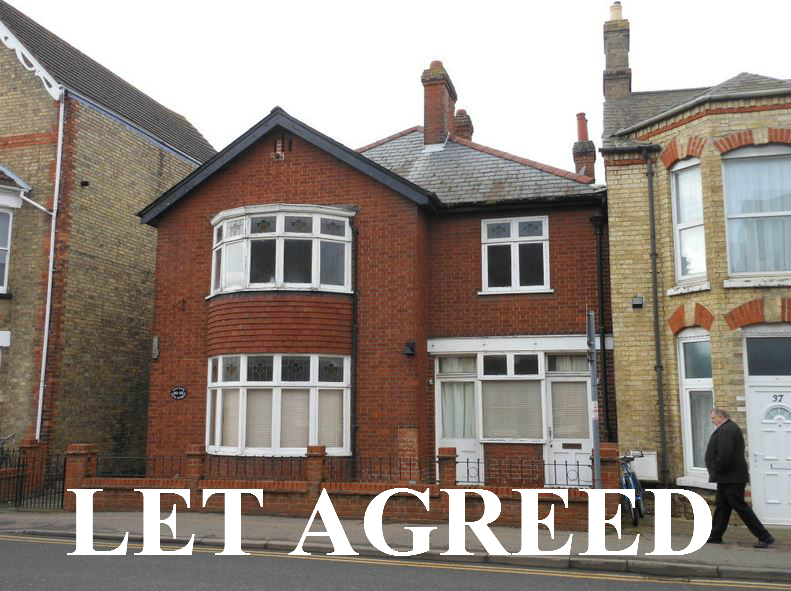 1 bedroom house share to rent St Neots – Room 1, 33-35 New Street, PE19 1AJ
