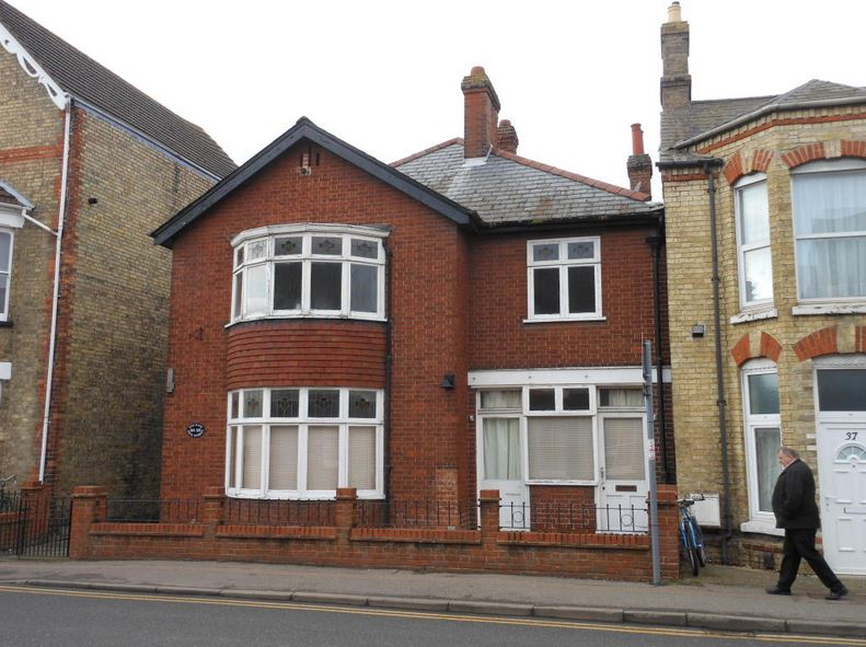 1 bedroom house share to rent St Neots - Room 3, 33-35 New Street, Cambs, PE19 1AJ