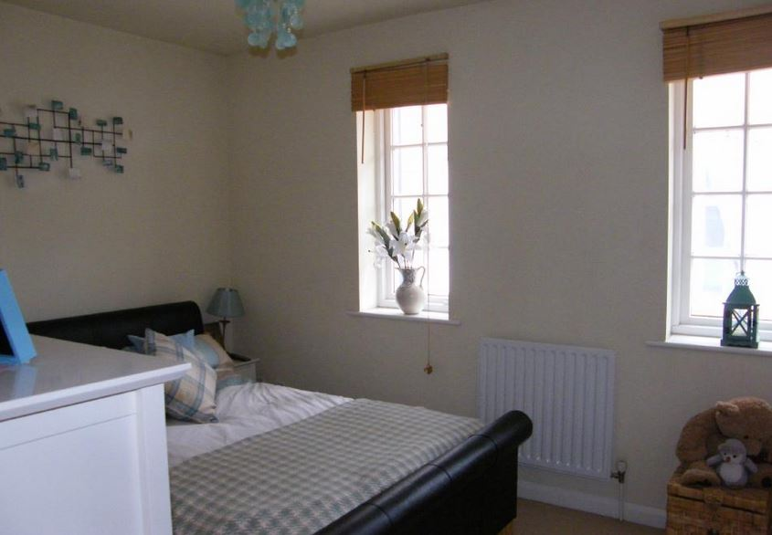 bedroom townhouse to rent st neots chandlers wharf pe19 2al