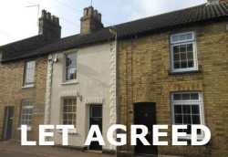 2 bedroom terrace home to rent in central Godmanchester