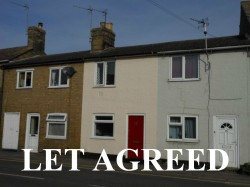 1 bedroom terraced house to rent Godmanchester - London Street, PE29 2HU