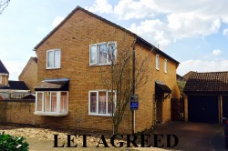 4 bedroom house to rent Godmanchester - Peate Close, PE29 2DX
