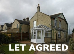 3 bedroom house for rent in Offord with field views & garage