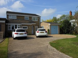 Buckden detached house for rent 4 bedrooms