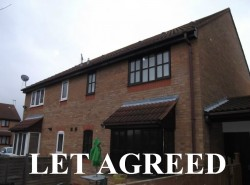 1 bedroom cluster house to rent Godmanchester – Betts Close, Godmanchester, Huntingdon, PE29 2YA