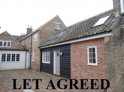 1 bedroom maisonette to rent St Neots - Smokey Mews, High Street, PE19 1JB