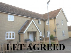 2 bedroom flat to rent Godmanchester - Roman Way, Pe29 3RW
