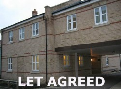 1 bed flat for rent St Neots town centre on Ground Floor