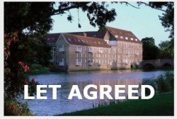 2 bedroom duplex apartment in converted mill on the river, Godmanchester