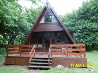 £650 PCMGrafham3 bedroom lodge
