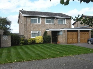 £1200 PCMBuckden4 bedroom detached house